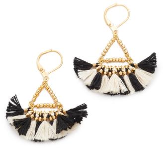 Shashi Lilu Earrings $60 thestylecure.com