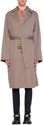 Dries Van Noten Raymore Cotton Trench