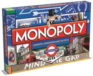 London Underground Edition Monopoly