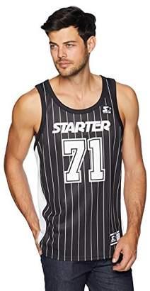 Starter Men's Basketball Jersey Tank Top