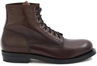 Buttero Tbone laced ankle boots