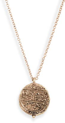 Knotty Astrological Charm Necklace