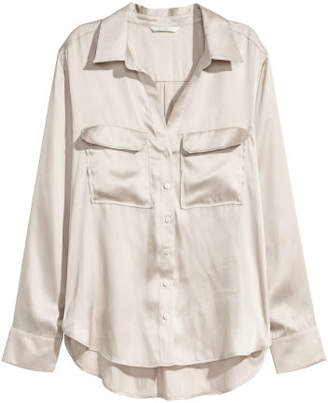 H&M Shirt - Beige