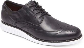 Rockport Men Total Motion Sport Dress Perforated Wingtip Oxfords Men Shoes