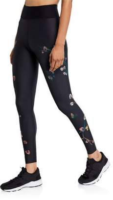 ULTRACOR Ultra High Chinoiserie Printed Leggings