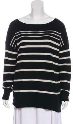 Halston Wool & Cashmere-Blend Top