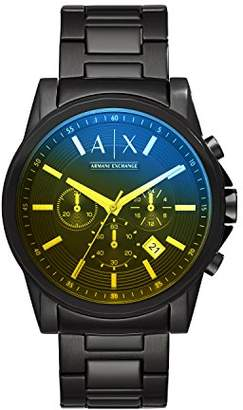 Armani Exchange Men's Stainless Steel Watch AX2513