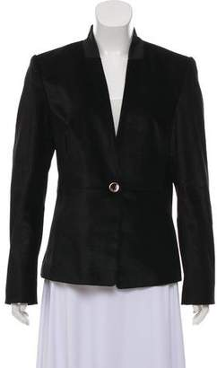 Ted Baker Structured Velvet Blazer