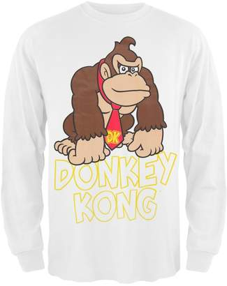 Nintendo Donkey Kong Long Sleeve T-Shirt