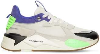 Puma Select Rs-X Sankuanz Leather & Mesh Sneakers