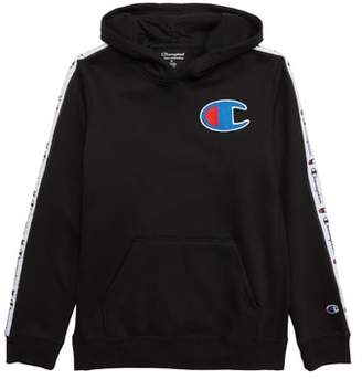 Champion Heritage Logo Pullover Hoodie