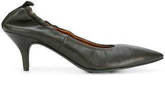 Joseph low-heel pointed pumps