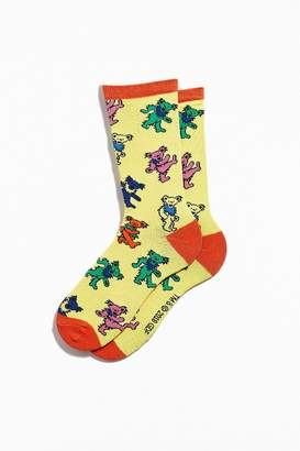 Urban Outfitters Grateful Dead Crew Sock