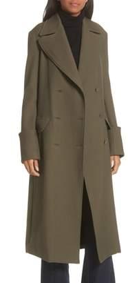 A.L.C. Lisbon Virgin Wool Blend Coat