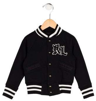 Pre-Owned at TheRealReal · Ralph Lauren Boys\u0027 Appliqué Varsity Jacket