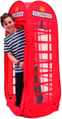 High Resolution Design Telephone Box Pop Up Play Tent
