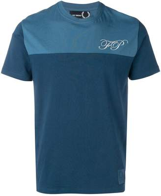Fred Perry two tone T-shirt
