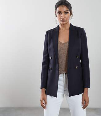 Reiss Tate Jacket Double Breasted Jacket