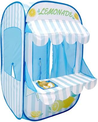 Play-Hut Playhut Pretend City Funtime Lemonade Tent