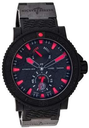 Ulysse Nardin Marine Diver Black Sea Watch