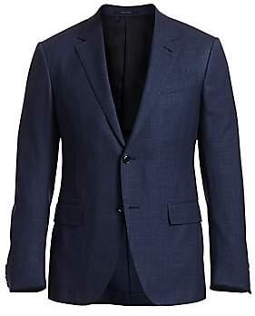 Ermenegildo Zegna Men's Wool Suit Jacket