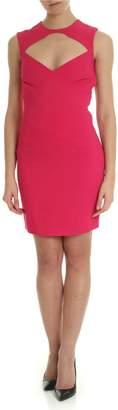 DSQUARED2 Cut-out Viscose Dress