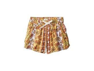 Roxy Kids Heart On Fire Shorts (Big Kids)