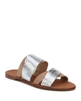 Diane von Furstenberg Bicolor Slide Sandals cheap professional sast cheap price discount sneakernews buy cheap store cheap excellent KNvBzQ2g