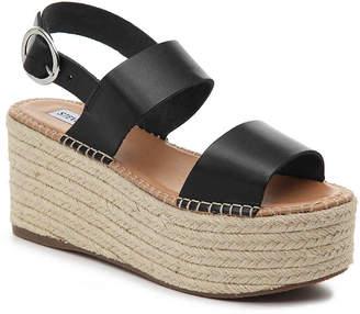 Steve Madden Cali Espadrille Wedge Sandal - Women's