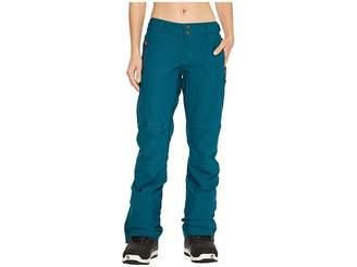 Roxy Cabin Snow Pants Women's Casual Pants
