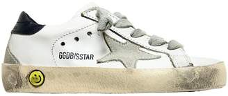 Golden Goose Super Star Nappa Leather Sneakers