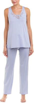 Natori Bliss 2Pc Pajama Pant Set