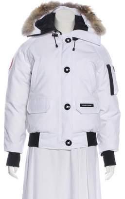 Canada Goose Chilliwack Down Jacket