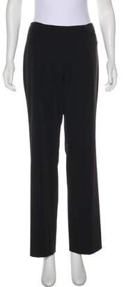 Ralph Lauren Black Label Mid-Rise Straight-Leg Pants