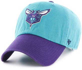 '47 Charlotte Hornets 2-Tone Clean Up Cap