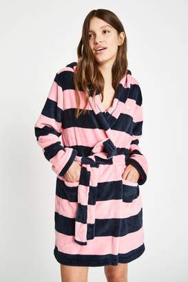 Jack Wills tedcastle stripe dressing gown