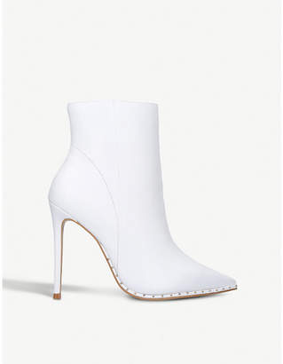 Carvela Spectacle leather studded ankle boots