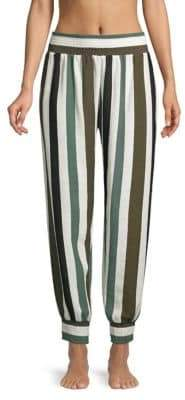 Mikoh Kahuku Striped Harem Pants
