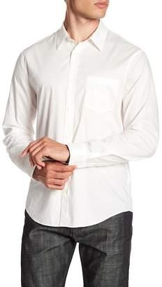 Vince Regular Fit Solid Shirt