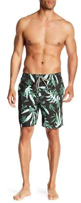 Quiksilver Waterman Collection Cutout Volley Board Shorts