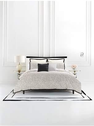 Kate Spade Flamingo Dot Comforter & Sham Set