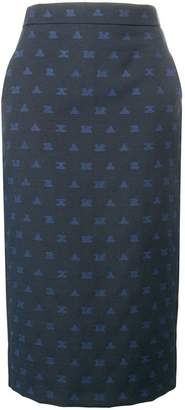 Max Mara Polonia pencil skirt