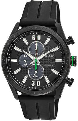 DRIVE FROM CITIZEN ECO-DRIVE Drive from Citizen Mens Black Strap Watch-Ca0665-00e