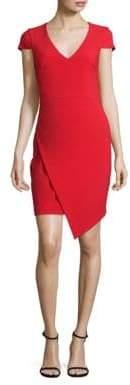 LIKELY Eleanor Asymmetrical Dress