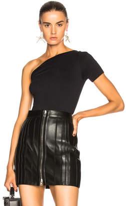 Helmut Lang Asymmetric Bodysuit