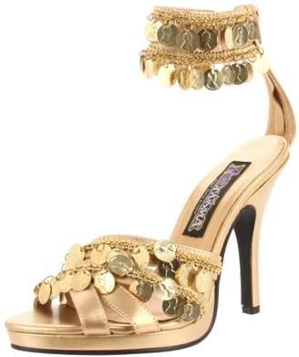 Funtasma Women's Gypsy-03 Ankle-Strap Sandal