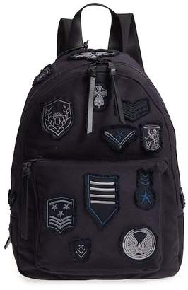 John Varvatos Gibson Patch Backpack