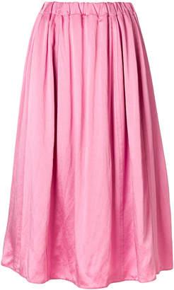 Marni full pleated skirt