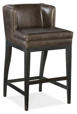 Hooker Furniture Jada Contemporary Bar Stool