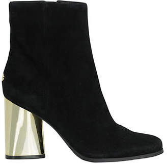 GUESS Chatty Suede Booties